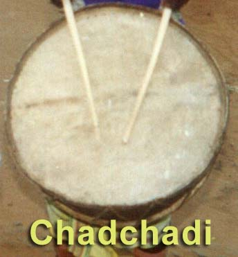 Music and Musical Instruments of Mayurbhanj Chho Dance
