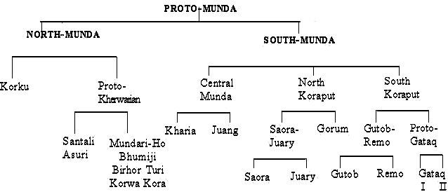 Origin, Culture And Kinship Structure Of Hill Saora